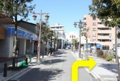 5.ローソン向かいの駐車場が当院の提携駐車場です。クルマを停めて、徒歩でお越しください。
