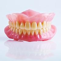 レジン床義歯(保険義歯)