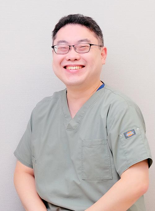 歯科医師 加藤先生