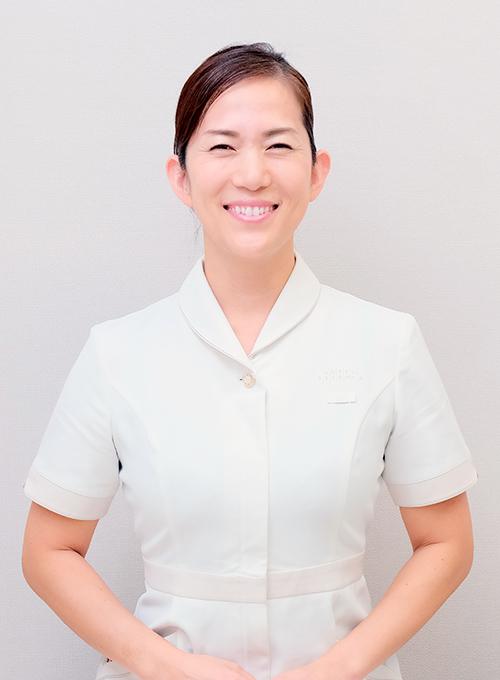 チーフ歯科衛生士 齋藤さん